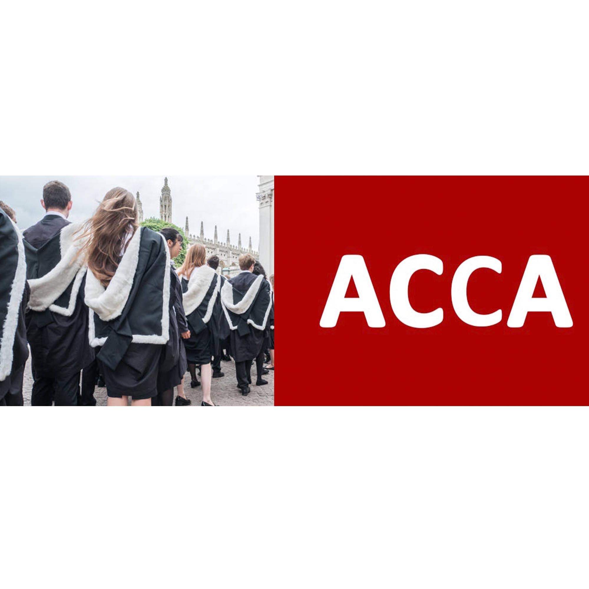 گرفتن مدرک آکسفورد بروکس از طریق ACCA یا از طریق  تحصیل در انگلستان؟