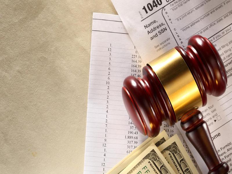 قوانین و مقررات مالیاتی